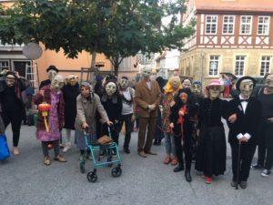 Das war der TPZ Maskenball bei der Reutlinger Kulturnacht!